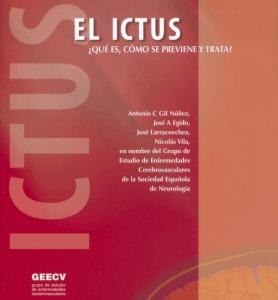 Libro ictus SEN