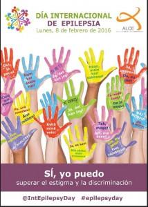 Sí, yo puedo Día Internacional de la Epilepsia 2016