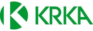 Logotipo KRKA