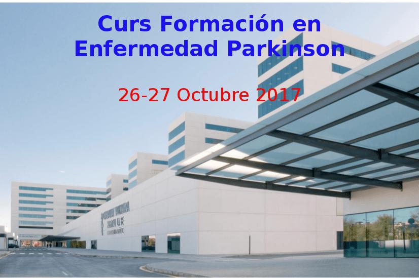 Curs Formación en Enfermedad Parkinson