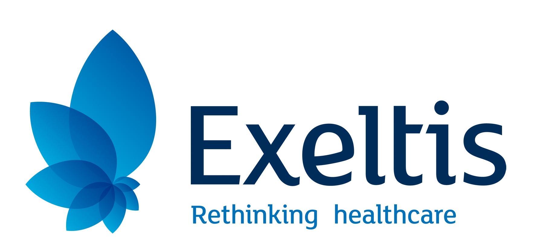 Logotipo Exeltis